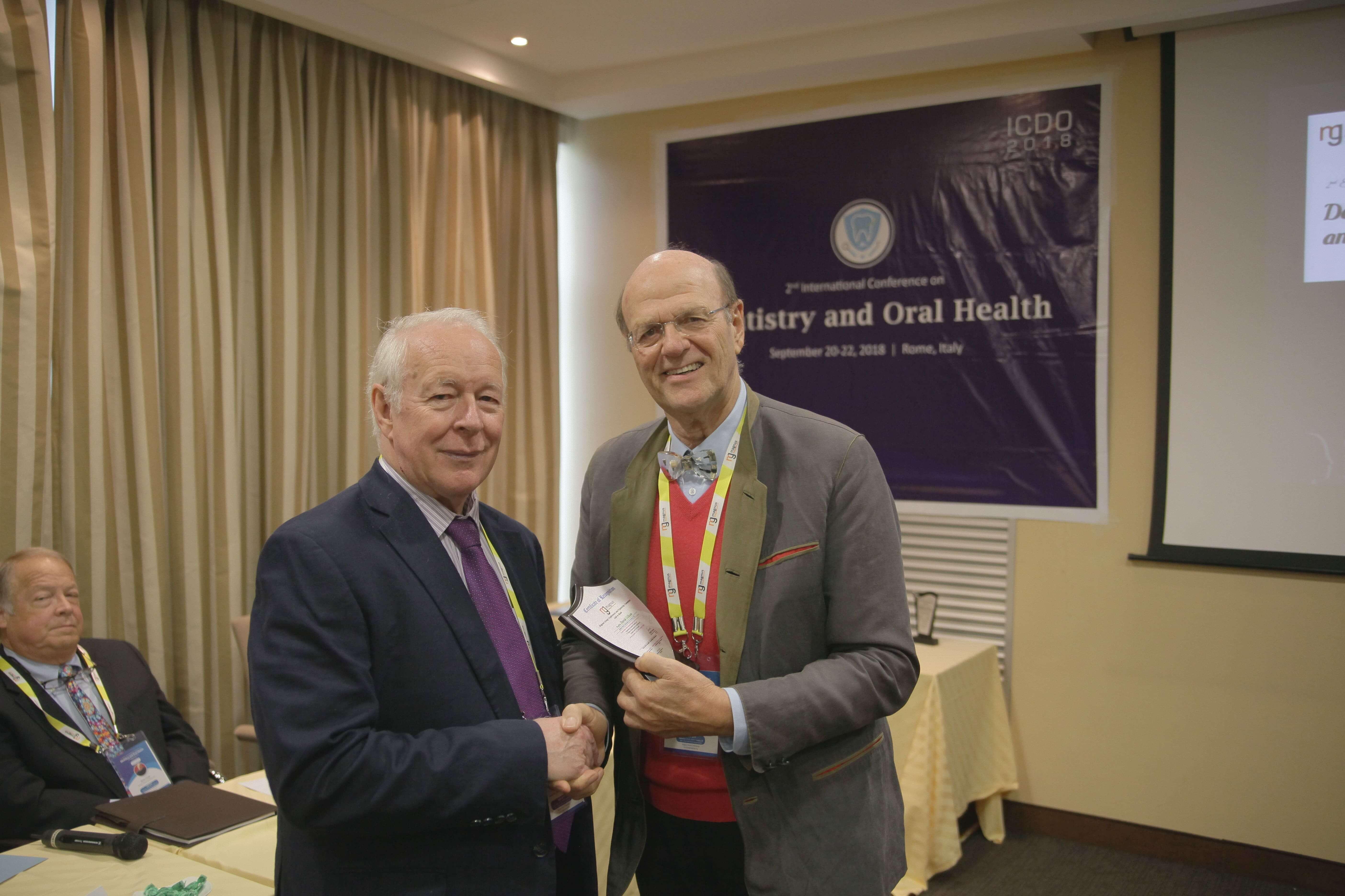 Dental education conferences