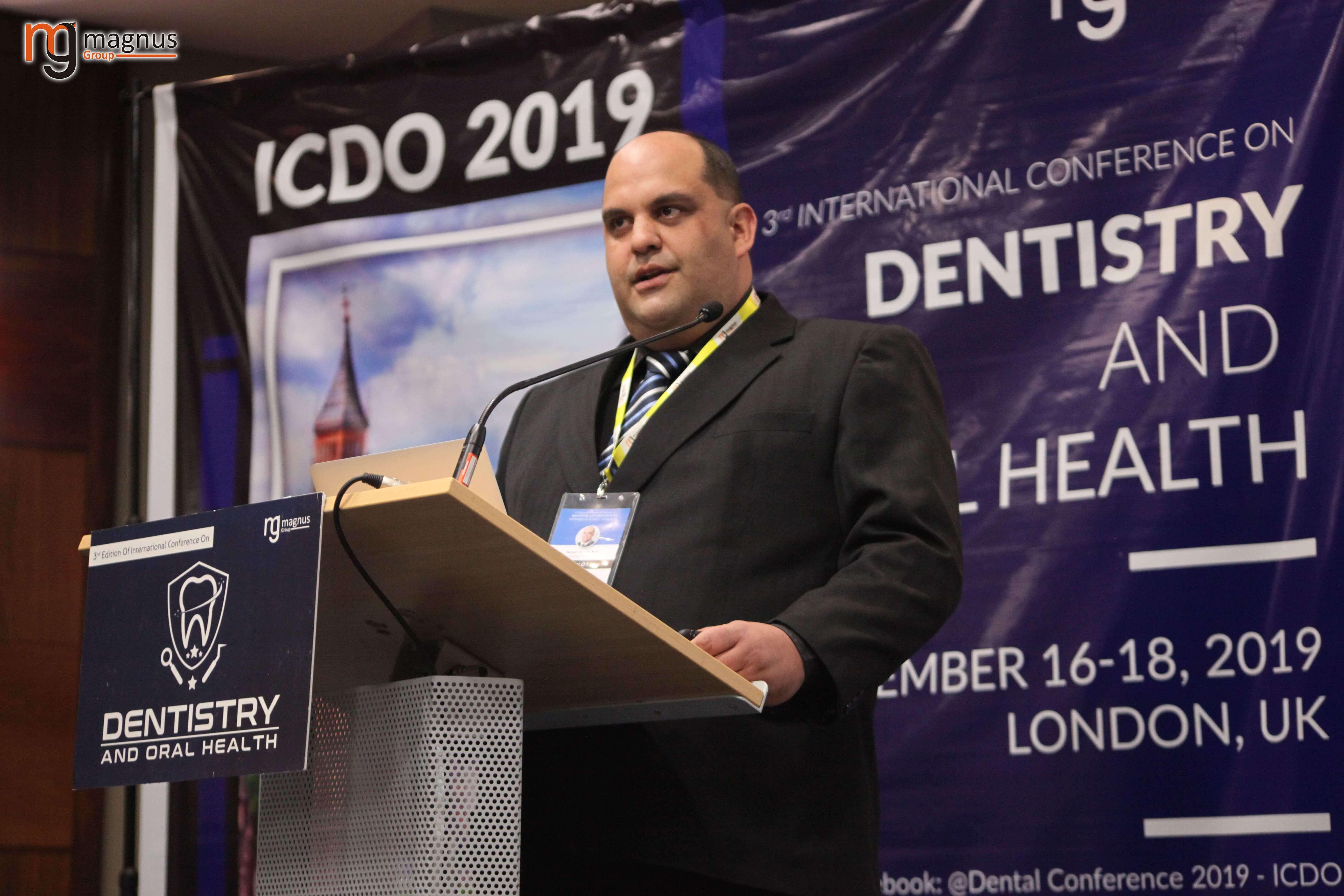 International Dental Conferences- Antonio Otavio M Neves