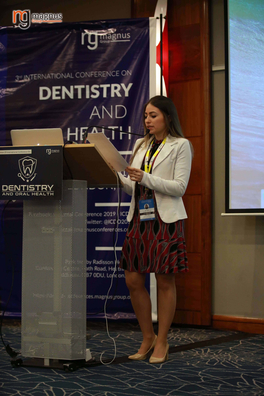 Oral Health Conferences- Debora Assaf