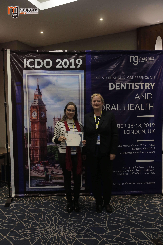 Dentistry Conference- Jessica Guimaraes Dias