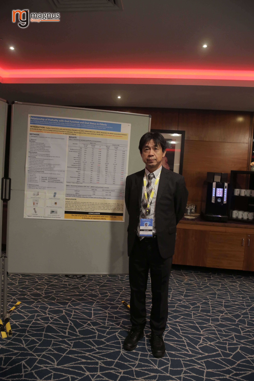 Oral Health Conferences- Manabu Morita