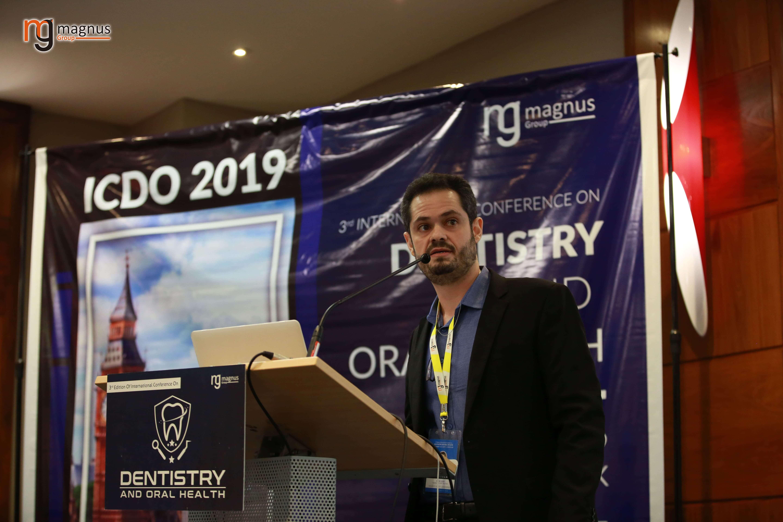 Oral Health Conferences- Marcellus Felipe da Silva Guimaraes