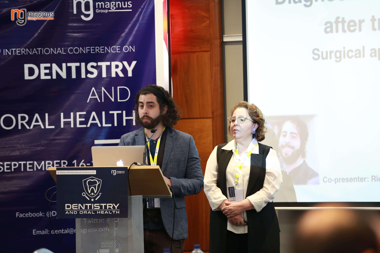 Dentistry Conference- Ricardo Augusto Cavalcante Arraes