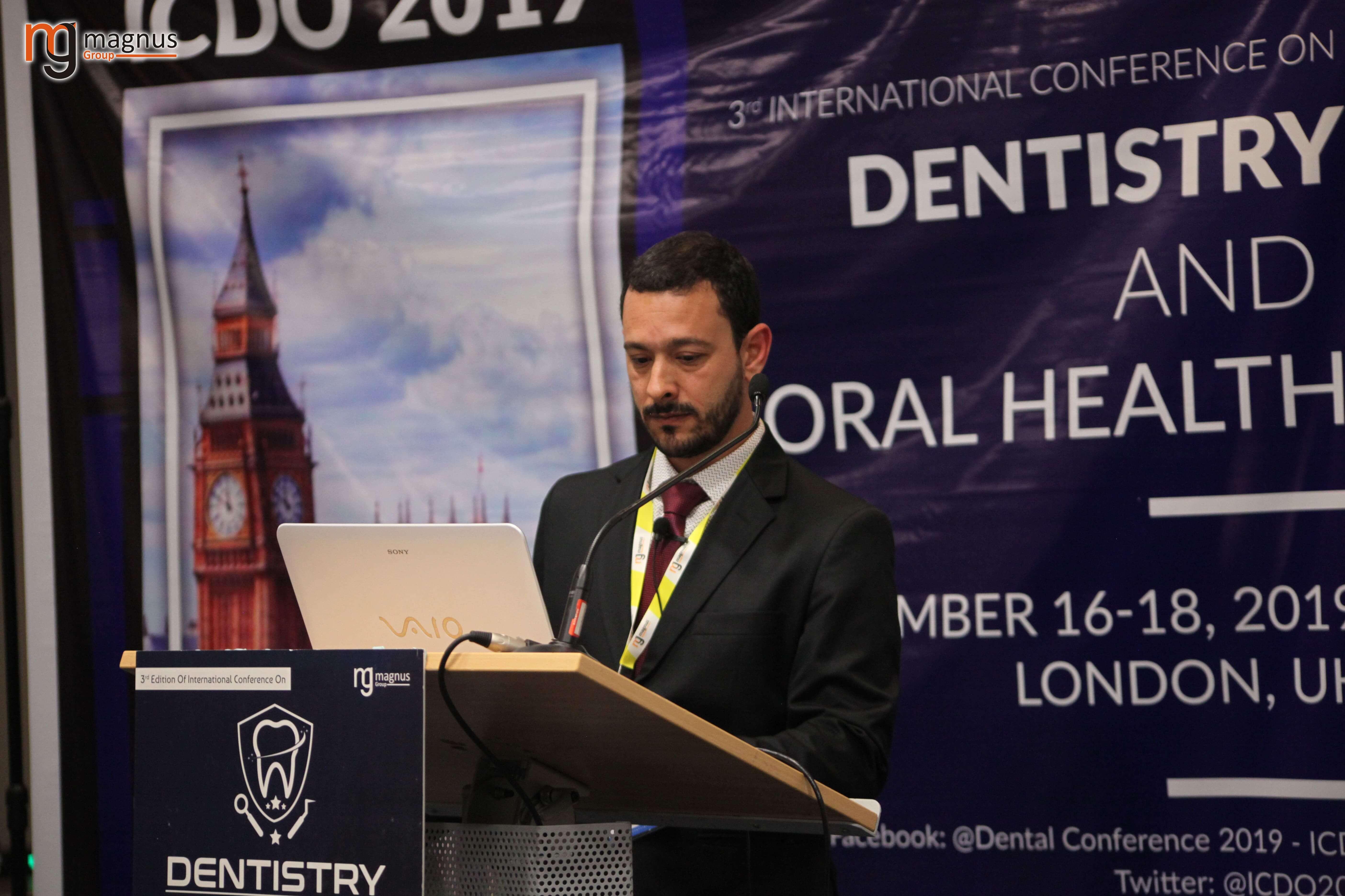Dental Conferences- Vinicius Gomes Machado
